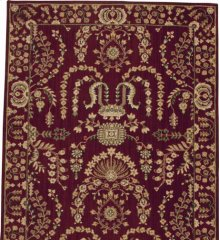 Hard To Find Sizes Grand Parterre Pt02 Burgu Rectangle Rug 4'6'' X 55'8''