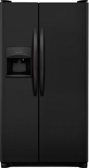 Crosley Side By Side Refrigerator - Black Product Image