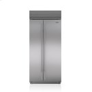 "36"" Classic Side-by-Side Refrigerator/Freezer Product Image"