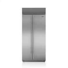 "36"" Classic Side-by-Side Refrigerator/Freezer"