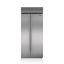 "36"" Classic Side-by-Side Refrigerator/Freezer"