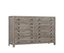 Dresser- Natural Finish
