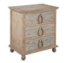 Rope Pull Drawer Chest