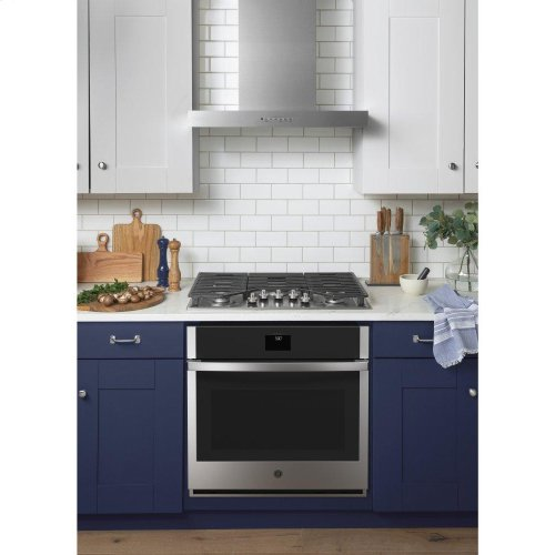 "GE® 30"" Built-In Convection Single Wall Oven"