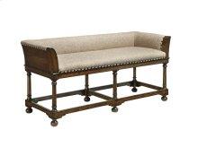 Linen Bench