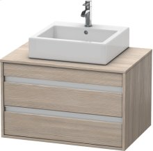 Vanity Unit Wall-mounted, Pine Silver (decor)
