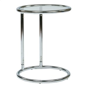 Office StarYield Glass Circle Table