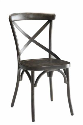 Dining CHAIR-ANT.BRN