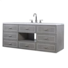 Albany Wall Sink Chest