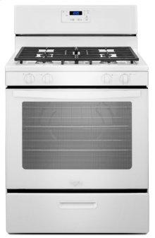 5.1 cu. ft. Freestanding Gas Range with Under-Oven Broiler