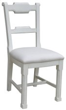 Harborton Side Chair - Wht Product Image