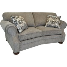 & 335-40 Lawrence Conversation Love Seat