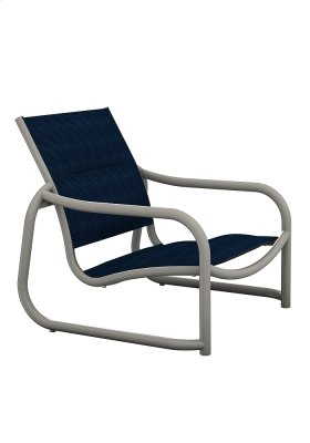 La Scala Padded Sling Sand Chair