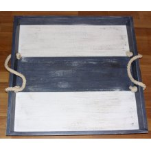 """#542 Large Serving Tray 28""""wx28""""dx3""""h"""