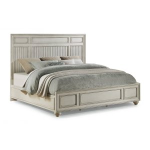 FlexsteelHarmony Queen Panel Bed