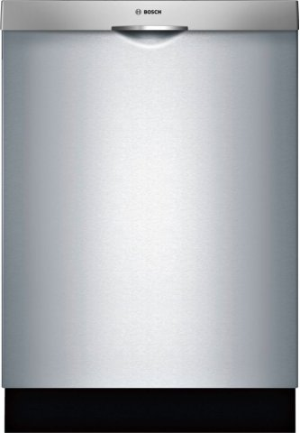 100 Series Dishwasher 60 cm Stainless steel, XXL SHSM4AZ55N