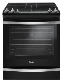 5.8 Cu. Ft. Slide-In Gas Range with EZ-2-Lift Hinged Grates