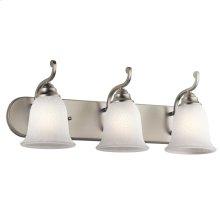 Camerena Collection Camerena 3 Light Bath Light NI