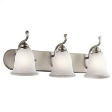 Camerena Collection Camerena 3 Light Bath Light NI