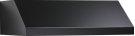 "Broan 440 CFM, 36"" wide Pro-Style Undercabinet Range Hood in Black Product Image"