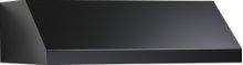 """Broan 440 CFM, 36"""" wide Pro-Style Undercabinet Range Hood in Black"""