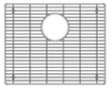 "Stainless Steel Sink Grid (fits ATTIKA 20"")"