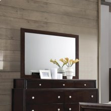Madison Dark Merlot Mirror