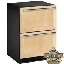 "Overlay Drawer 2000 Series / 24"" Refrigerator Drawer Model *** Floor Model Closeout Price ***"