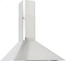 "Broan Elite 290 CFM, 30"" wide Wall-Mounted Chimney Hood in Stainless Steel, ENERGY STAR® Certified Product Image"