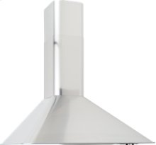 "Broan Elite 290 CFM, 30"" wide Wall-Mounted Chimney Hood in Stainless Steel, ENERGY STAR® Certified"