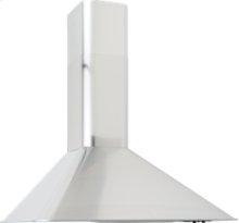 """Broan Elite 290 CFM, 30"""" wide Wall-Mounted Chimney Hood in Stainless Steel, ENERGY STAR® Certified"""