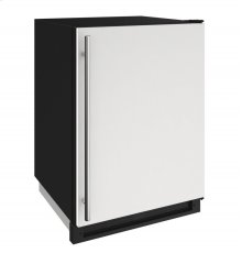 "1000 Series 24"" Convertible Freezer With White Solid Finish and Field Reversible Door Swing (115 Volts / 60 Hz)"