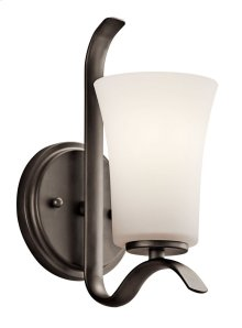 Armida 1 Light Wall Sconce Olde Bronze®
