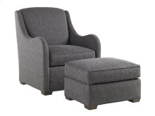 Fiona Leather Lounge Chair