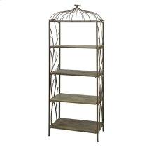 Enchanted Bird Cage Bookshelf