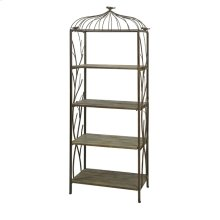 Enchanted Bird Cage Bookshelf