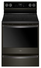 6.4 Cu. Ft. Smart Freestanding Electric Range with Frozen Bake Technology Product Image