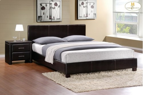 Eastern King Platform Bed