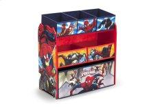 Spider-Man Multi-Bin Toy Organizer - Style 1