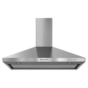 KITCHENAID36'' Wall-Mount, 3-Speed Canopy Hood - Stainless Steel