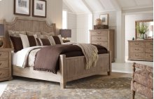 Monteverdi by Rachael Ray Complete Low Post Bed, Queen 5/0
