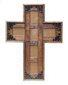 4x6 Med. Cross Picture Frame Product Image