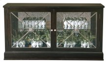Sutton House China Cabinet Base