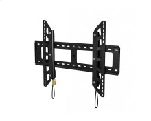 Plano 100 Large Fixed TV Mount, Graphite Black