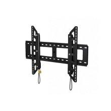 Plano 100 Large Fixed TV Mount, Graphite Black
