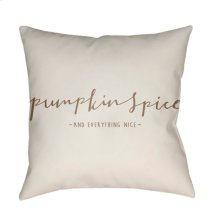 "Pumpkin Spice PKN-003 20"" x 20"""