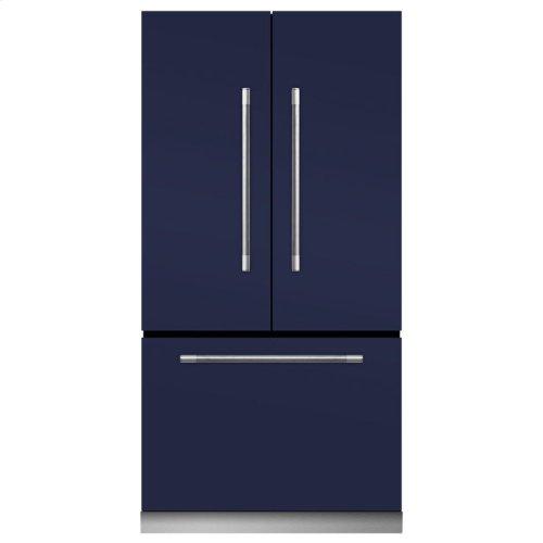 Marvel Mercury French Door Counter-Depth Refrigerator - Marvel Mercury French Door Refrigerator - White