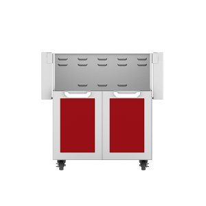 "Hestan30"" Hestan Outdoor Tower Cart with Double Doors - GCD Series - Matador"