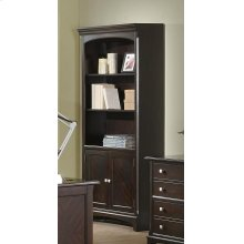Garson Cappuccino Bookcase