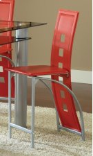 Metro Barstool - Red Product Image